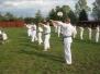 Egzamin na stopnie KYU Rowy 2008