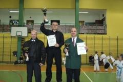 II Podkarpacki Turniej Brzozów - 24.10.2009