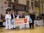 Mistrzostwa Makroregionu Południowego w Karate Kyokushin Łańcut 7.03.2009