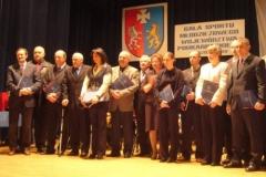 Nagrody dla działacza i trenera z Jasielskiego Klubu Karate Kyokushin