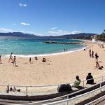 Plaża Nicea