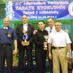 Mistrzostwa Województwa Podkarpackiego Karate Kyokushin1